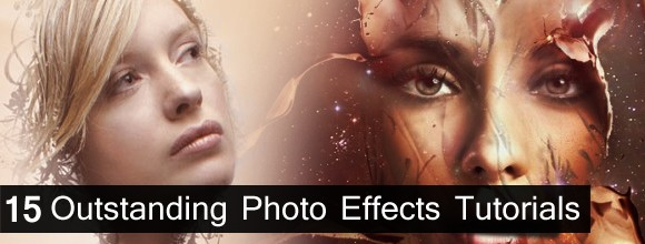 15 Outstanding Photo Effects Tutorials  19