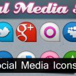 Beautifull Social Media Icons 46