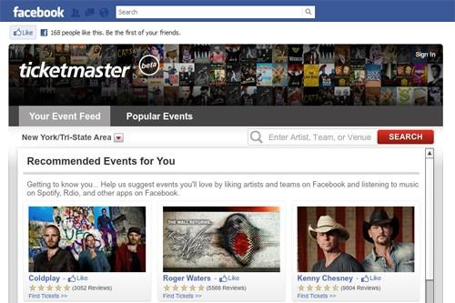 60 New Facebook Unveils Timeline Apps 36