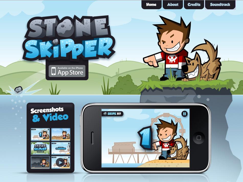 Inspiration of Character Illustration Web Designs 6