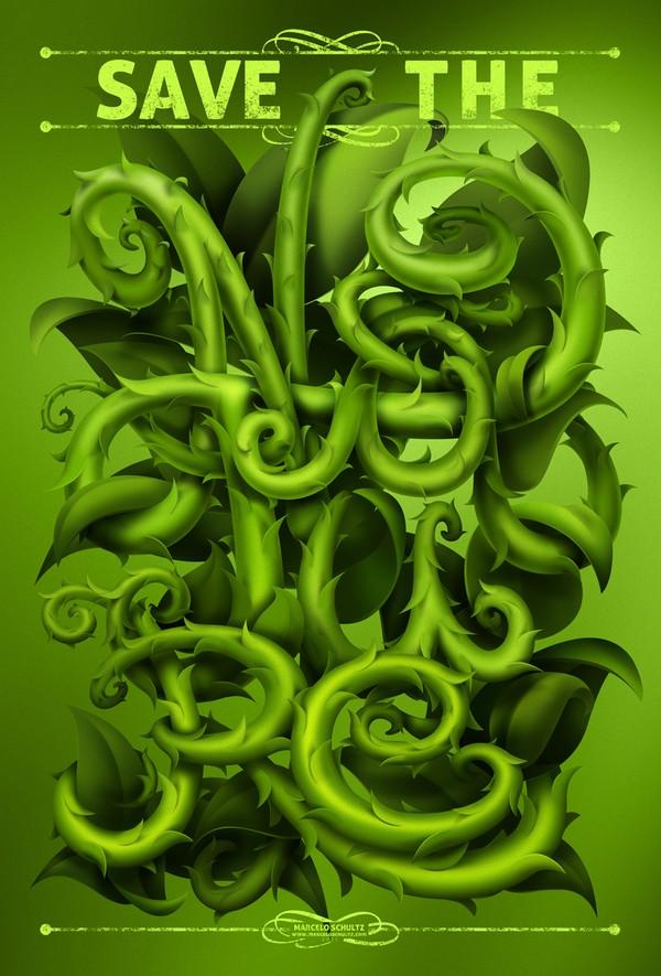 20 Creative Typography Designs Inspiration 41