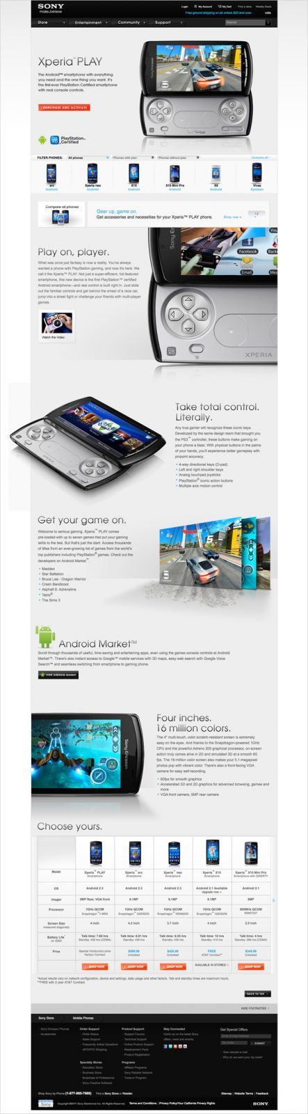 20 Great Landing Page Design for Your Inspiration 12