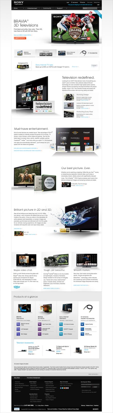 20 Great Landing Page Design for Your Inspiration 13