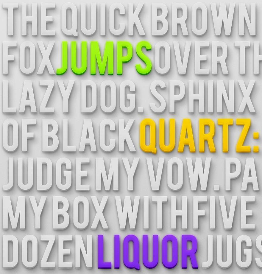 20 Creative Typography Designs Inspiration 51