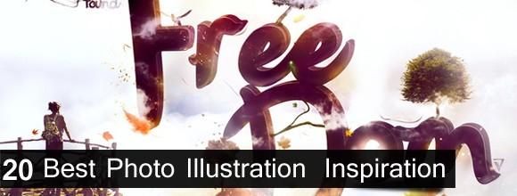 20 Best Photo Illustration Inspiration 1