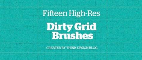 10+ Photoshope Grunge Brushes For Free Download 39