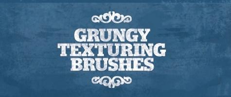 10+ Photoshope Grunge Brushes For Free Download 40