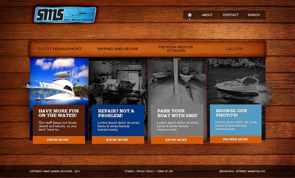 20 Great Landing Page Design for Your Inspiration 7