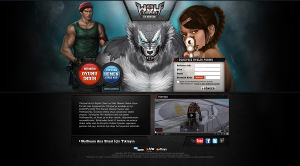 20 Great Landing Page Design for Your Inspiration 9