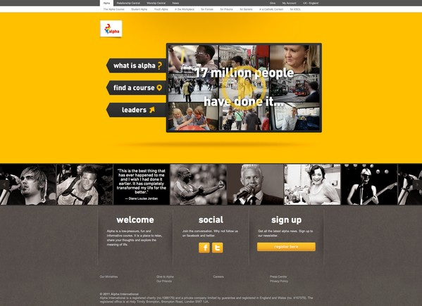 20 Great Landing Page Design for Your Inspiration 10