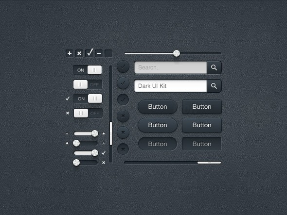 Web UI kit's For Free Download 8