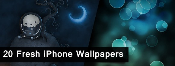 20 Fresh iPhone Wallpapers 8