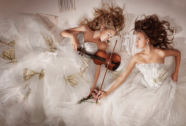 20 Examples of Stunning Bridal Photography 4