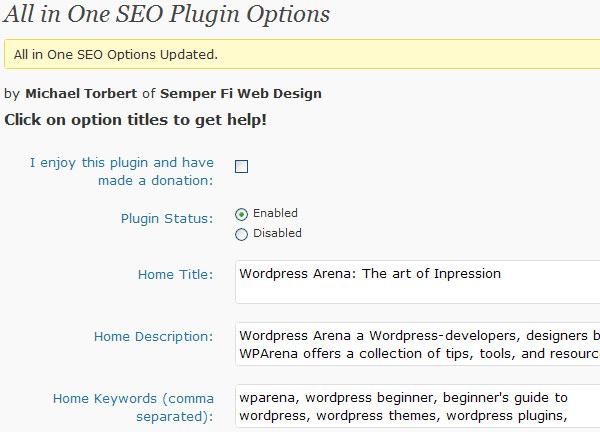 Wordpress Social Media & SEO Plugins for Optimize your Website 7