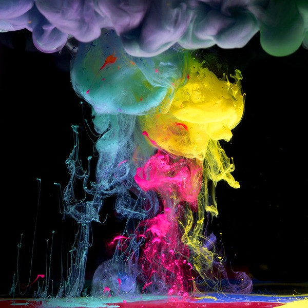 Underwater Ink Photographay By Mark Mawson 13