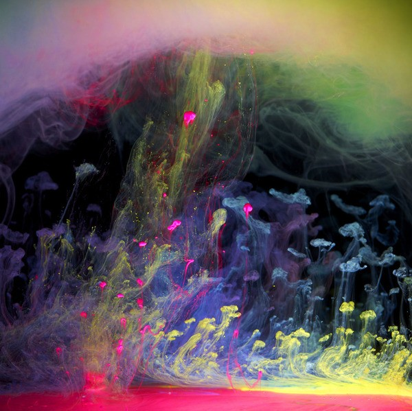 Underwater Ink Photographay By Mark Mawson 2