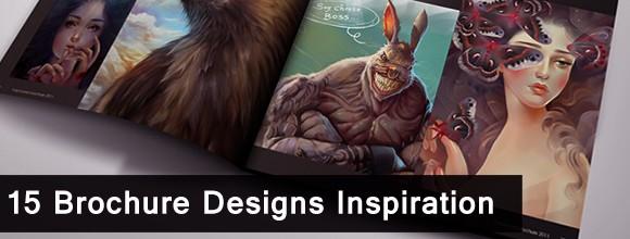 15 Brochure Designs Inspiration 1