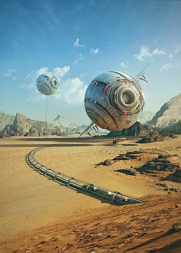 Artist Of The Week: Tomas Muller 4