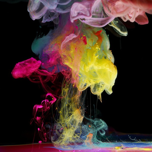 Underwater Ink Photographay By Mark Mawson 4