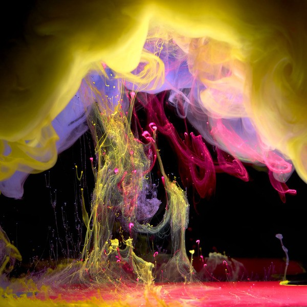 Underwater Ink Photographay By Mark Mawson 6
