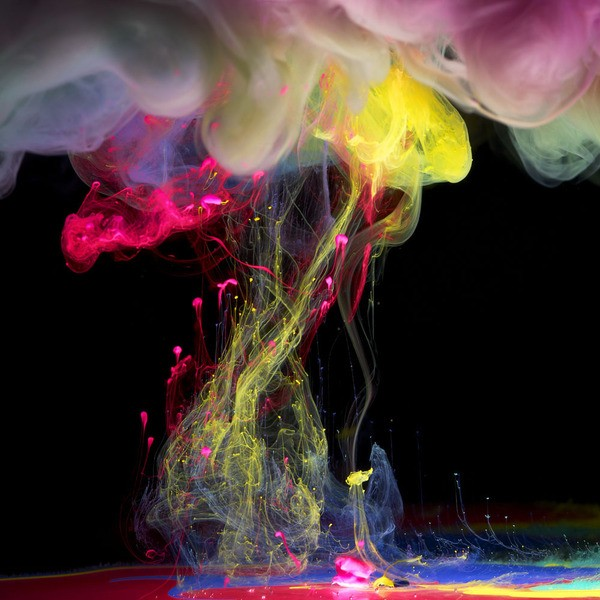 Underwater Ink Photographay By Mark Mawson 7