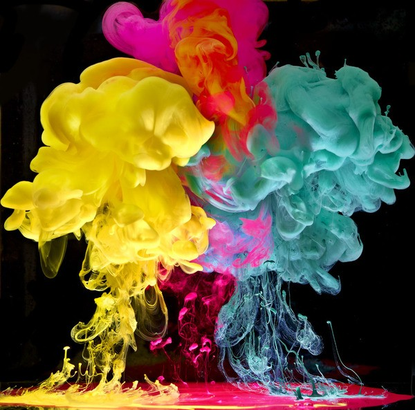 Underwater Ink Photographay By Mark Mawson 10