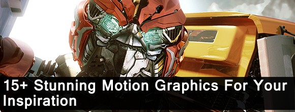 15+ Stunning Motion Graphics For Your Inspiration 1