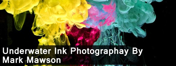 Underwater Ink Photographay By Mark Mawson 1