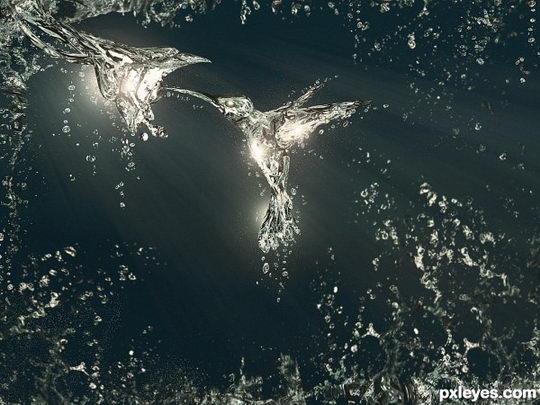 20 Fantastic Artwork Of Water Photo Manipulation 46