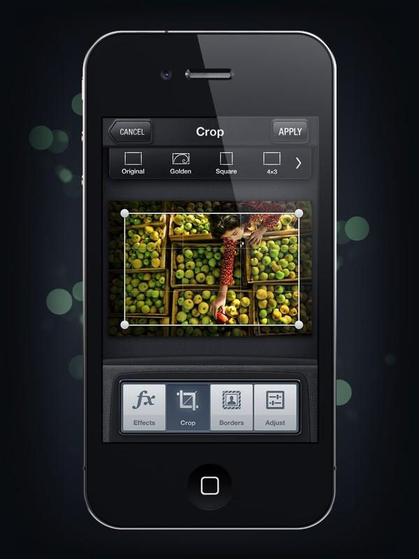 Camera Genius App Interface Design 11