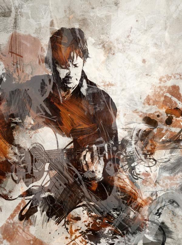 Great Bursting Artwork Illustration of Joshua Miels 36
