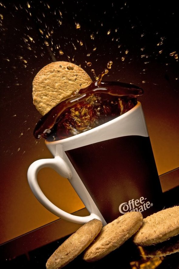 40 Stunning Coffee Splashes Pictures 12