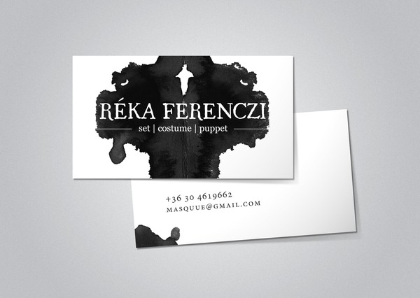 20+ Creative Business Cards Design Inspiration 46