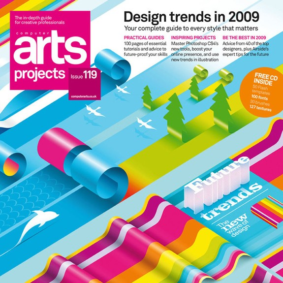 25+ Creative Magazine Design Inspiration For Designers 48