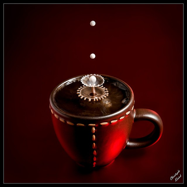 40 Stunning Coffee Splashes Pictures 20