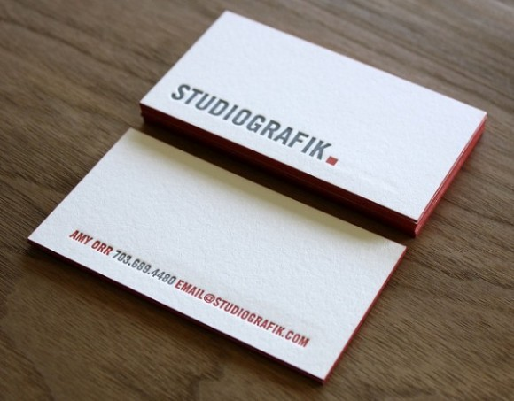 20+ Creative Business Cards Design Inspiration 49