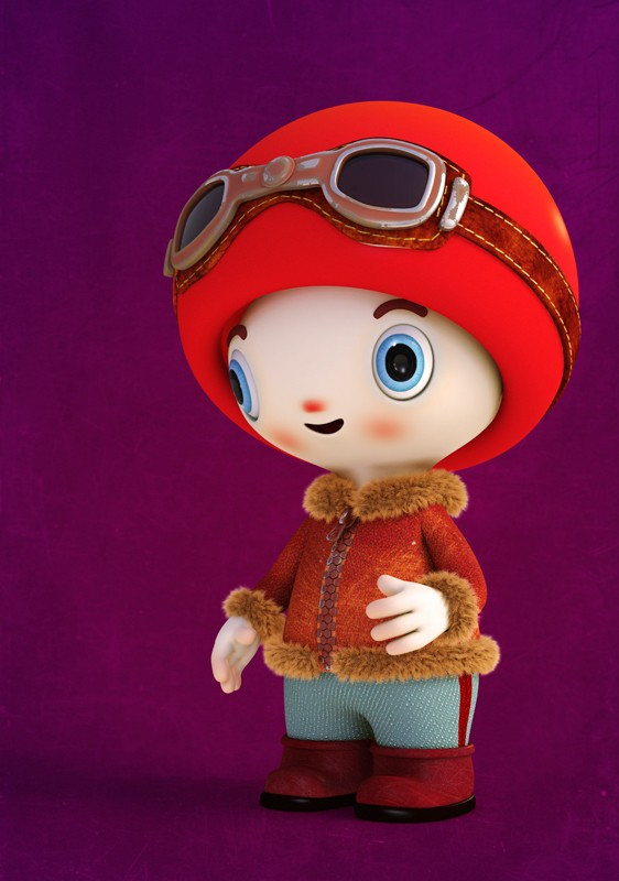 Outstanding Character Design For Your Inspiration 52