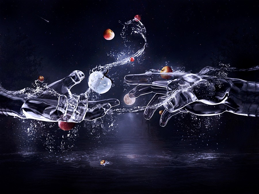 20 Fantastic Artwork Of Water Photo Manipulation 57