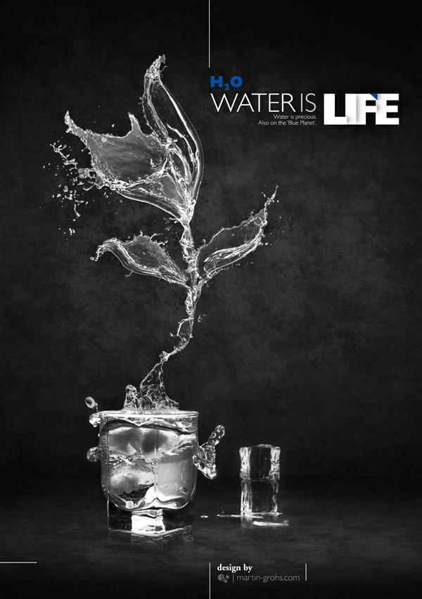 20 Fantastic Artwork Of Water Photo Manipulation 37