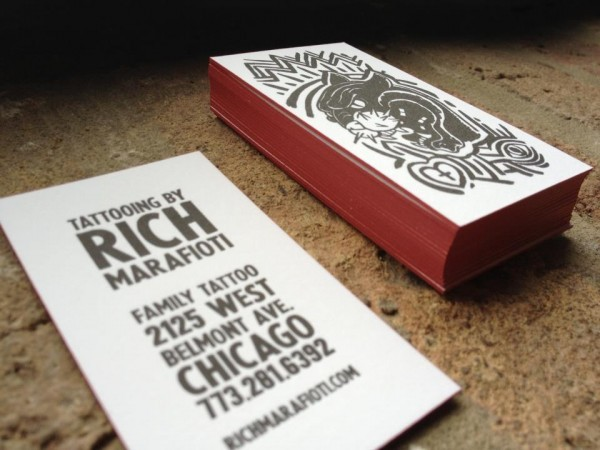 20+ Creative Business Cards Design Inspiration 56