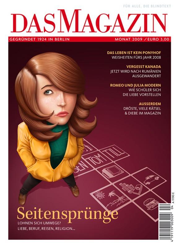 25+ Creative Magazine Design Inspiration For Designers 59