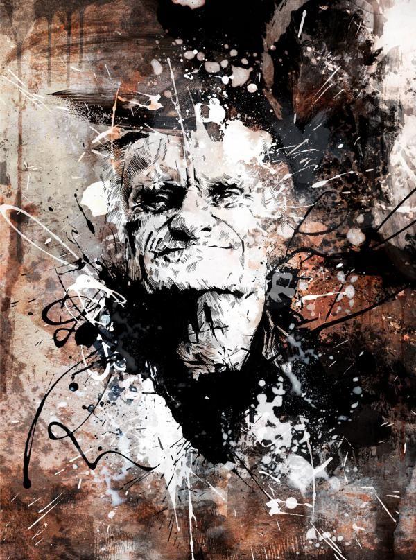 Great Bursting Artwork Illustration of Joshua Miels 37