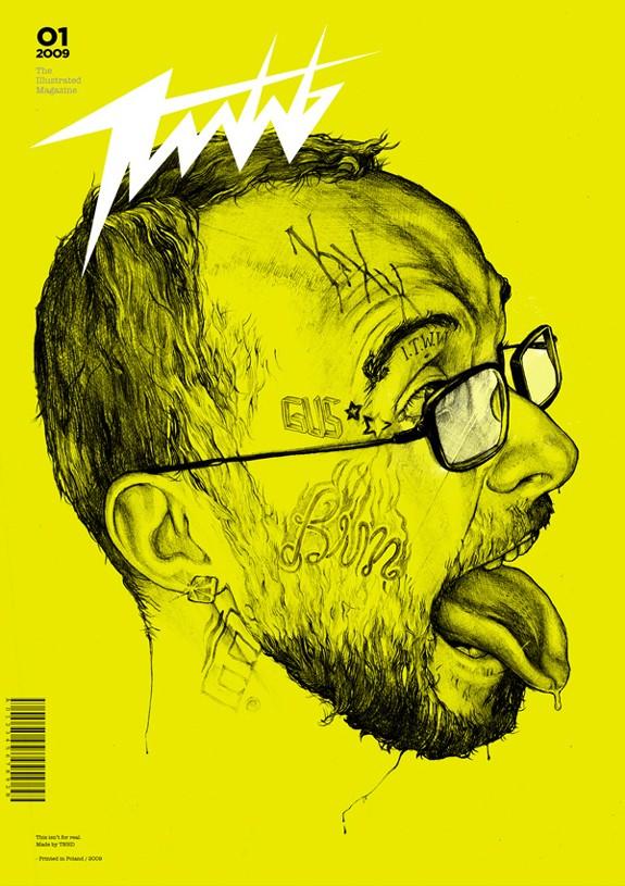 25+ Creative Magazine Design Inspiration For Designers 62