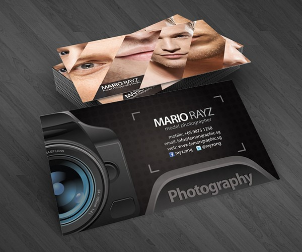 20+ Creative Business Cards Design Inspiration 37