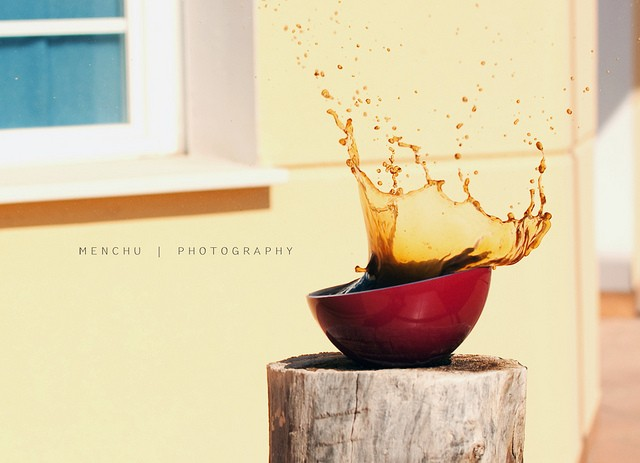 40 Stunning Coffee Splashes Pictures 34