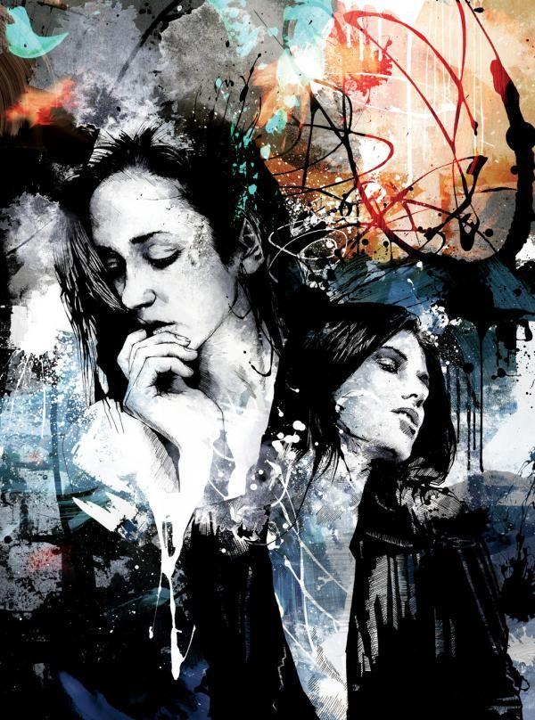 Great Bursting Artwork Illustration of Joshua Miels 39