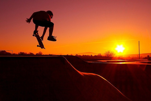 20+ Stunning Sports Action Photography 39