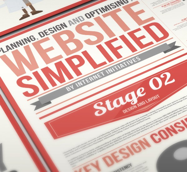 Website Simplified Design Infographic 41