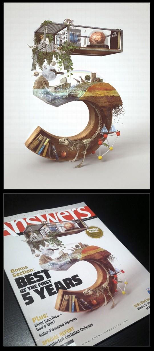 25+ Creative Magazine Design Inspiration For Designers 42
