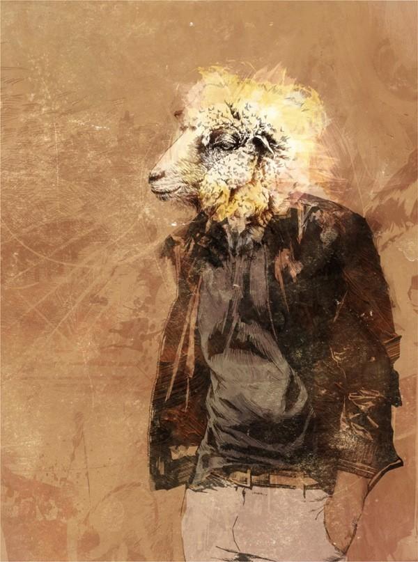 Great Bursting Artwork Illustration of Joshua Miels 42